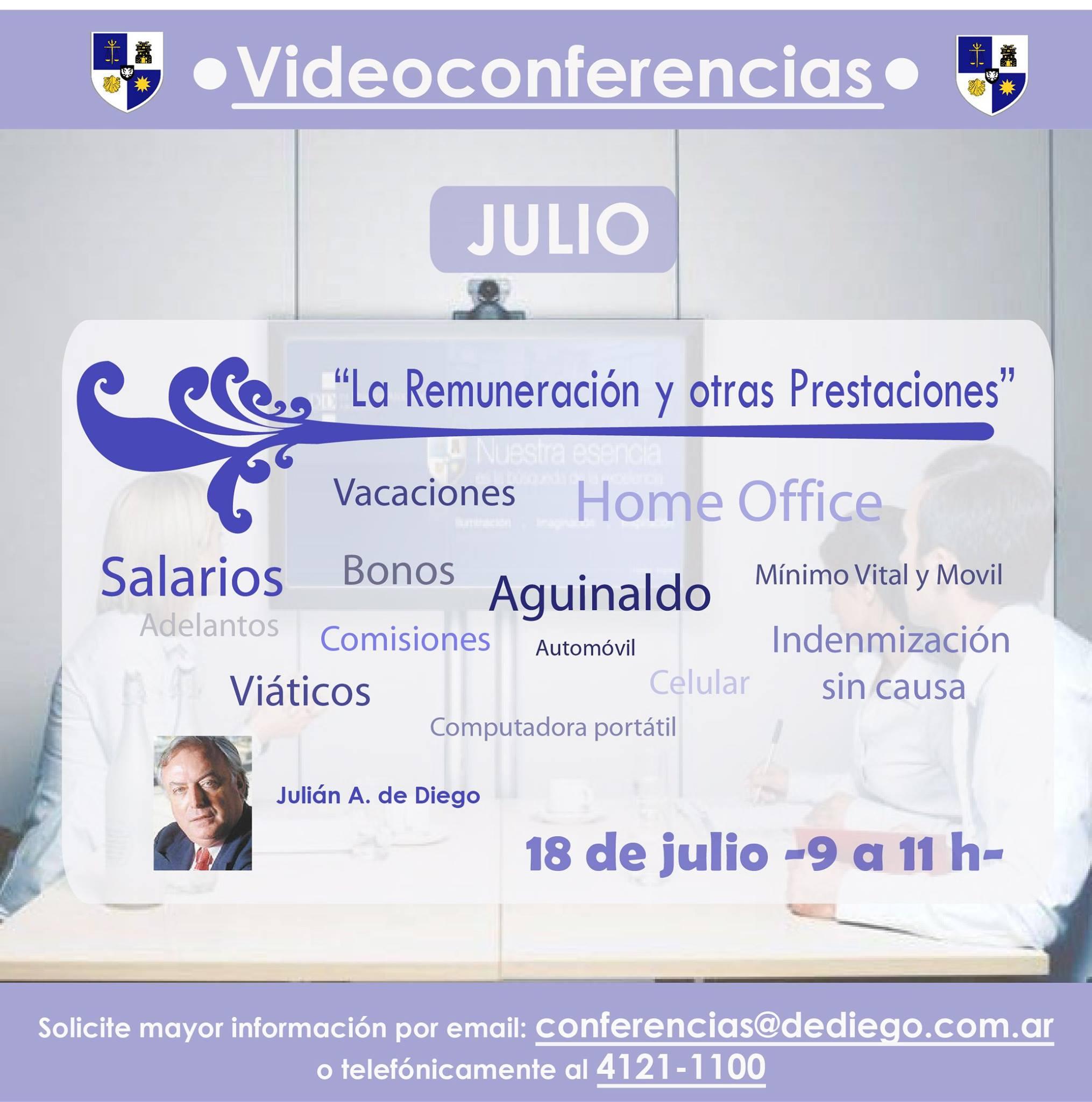 laremuneracion videoconferencia