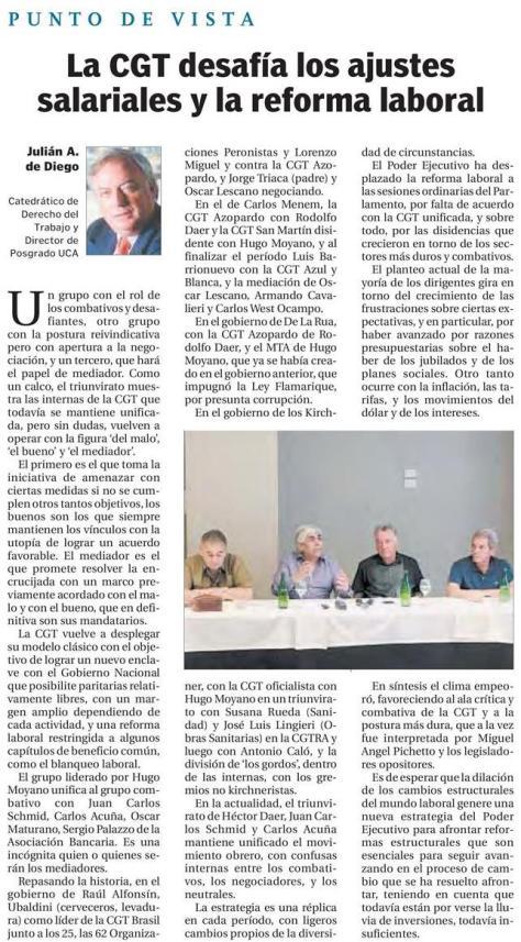 El Cronista Opinion 23.01.2018 Derecho y Escuela Neg De Diego.jpg