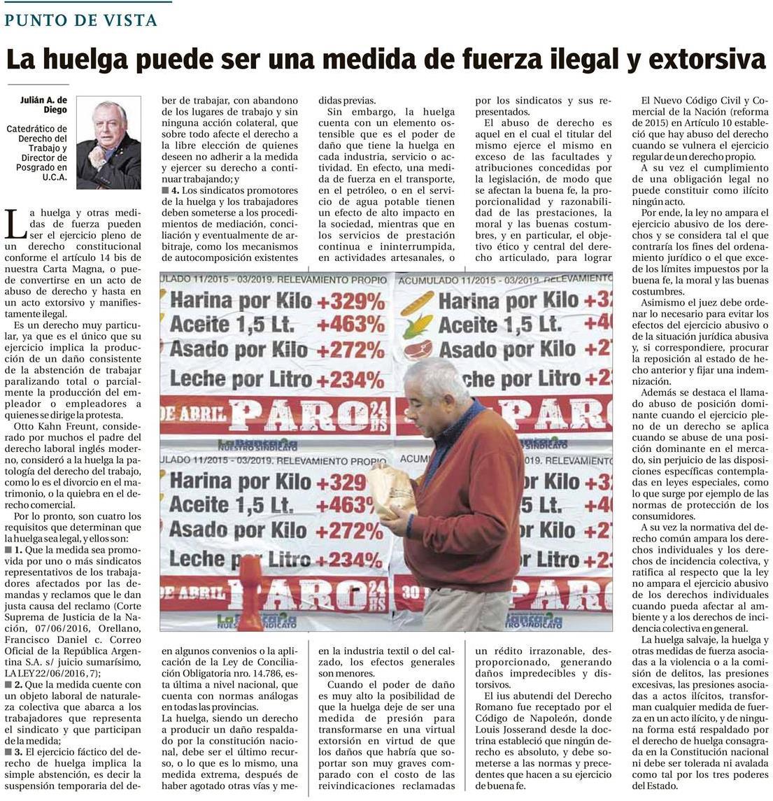El Cronista 03.05.19 - JdD