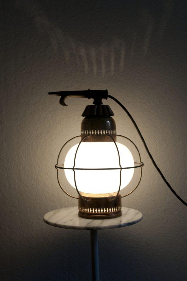 vintage scheepslamp