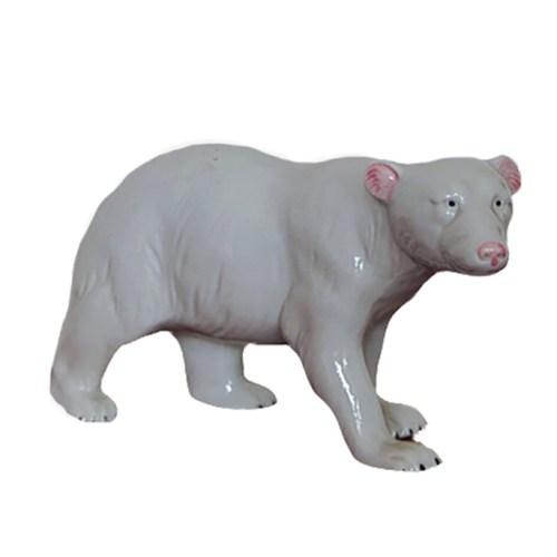 porseleinen ijsbeer beeldje