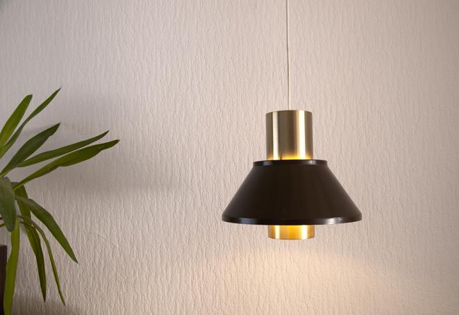 vintage lamp life van jo hammerborg