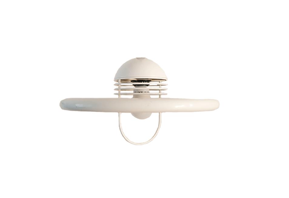 witte schijven hanglamp