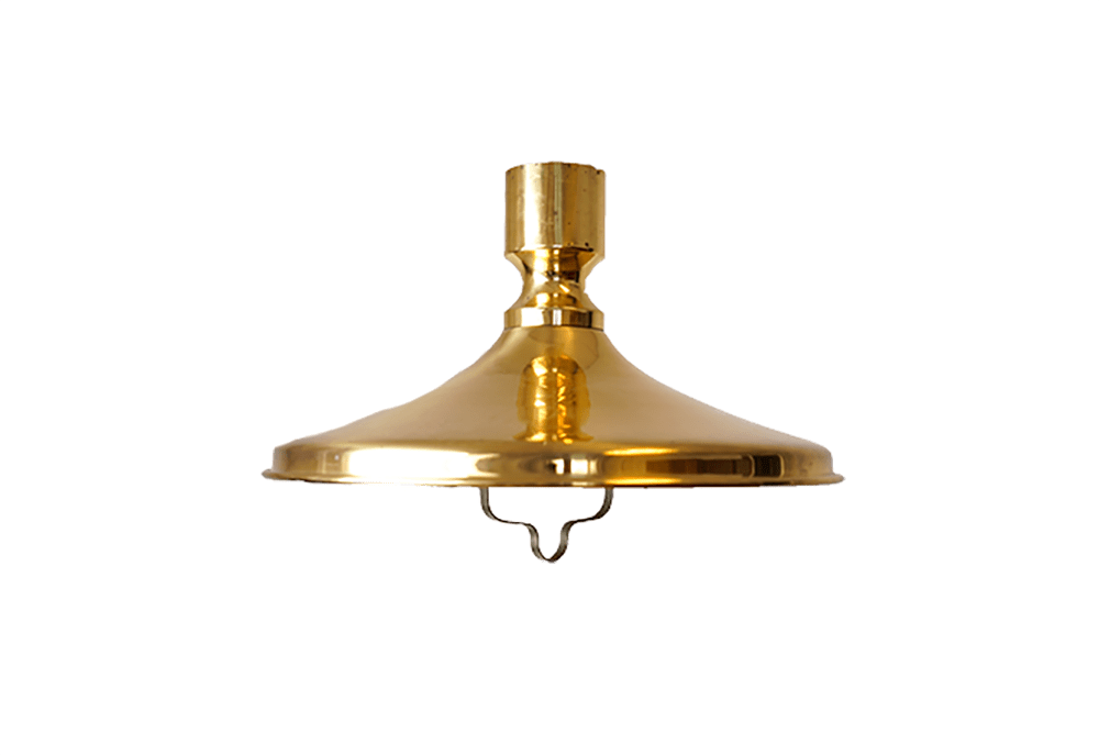 messing hanglamp Sidse Werner Holmegaard