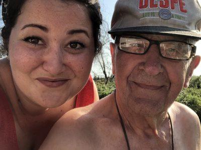 de dikke deen ingeborg met opa