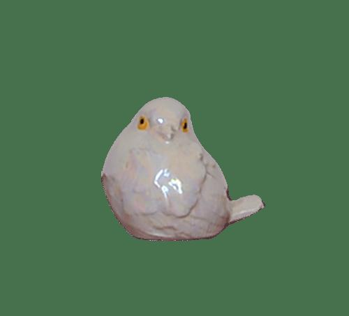 porseleinen vogel beeldje