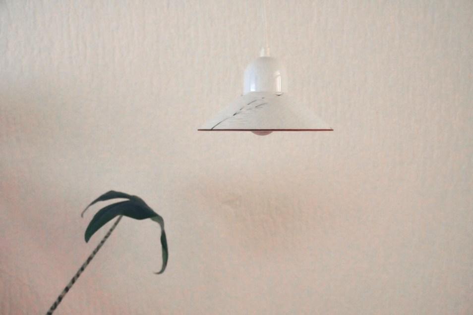 porseleinen hanglamp Royal Copenhagen