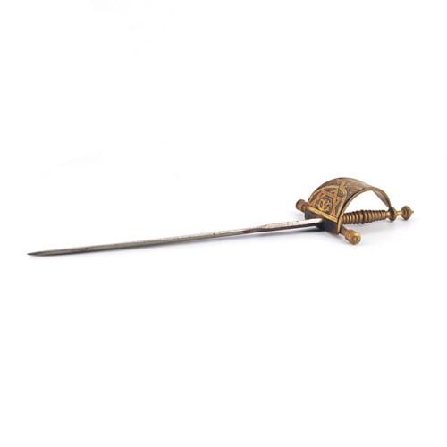 briefopener zwaard