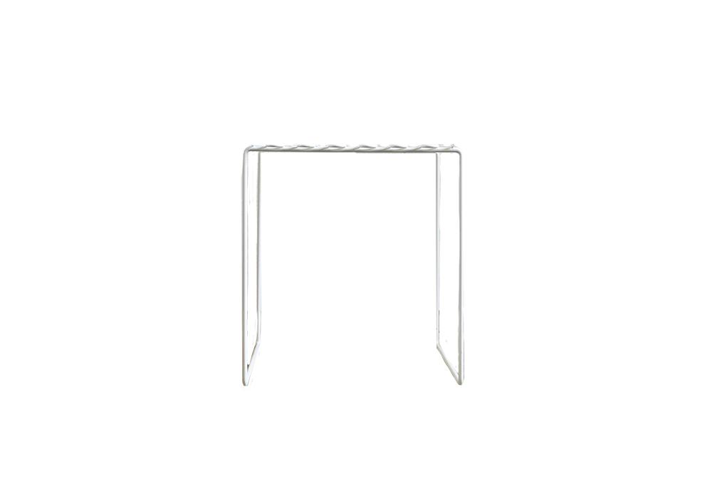 witte draad tafel