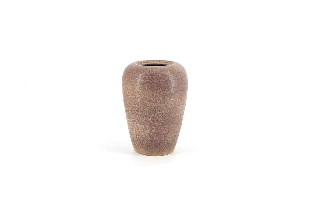 paarse bolle vintage vaas