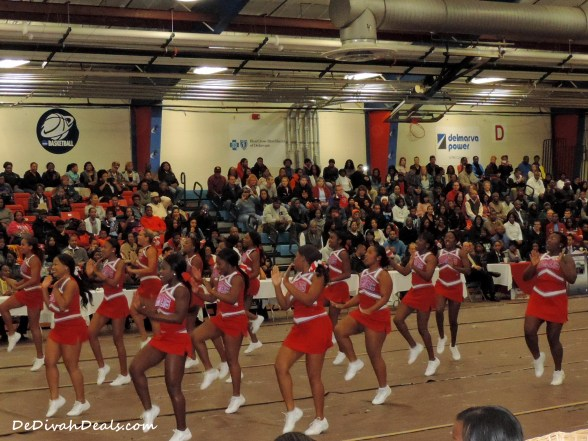 delaware state university cheerleaders