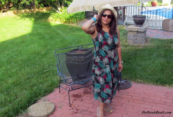 Dollar Tree Dome and Sundress from Rugged Wearhouse