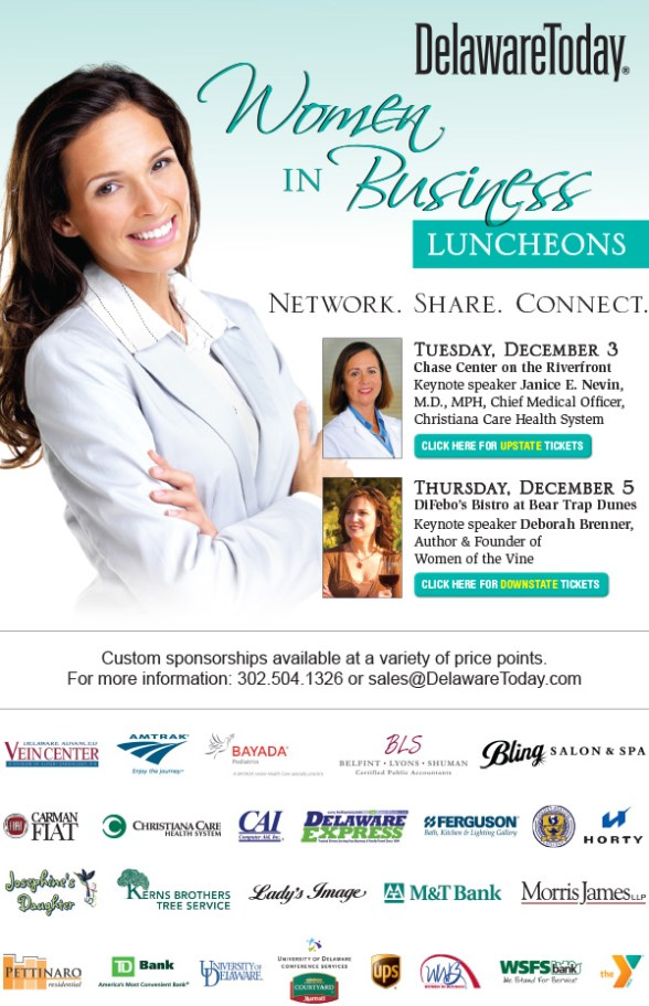 Delaware Today Women in Business Luncheon