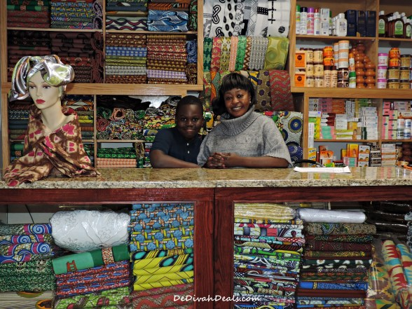Shop Small Business Saturday to Middletown African Marketplace 262