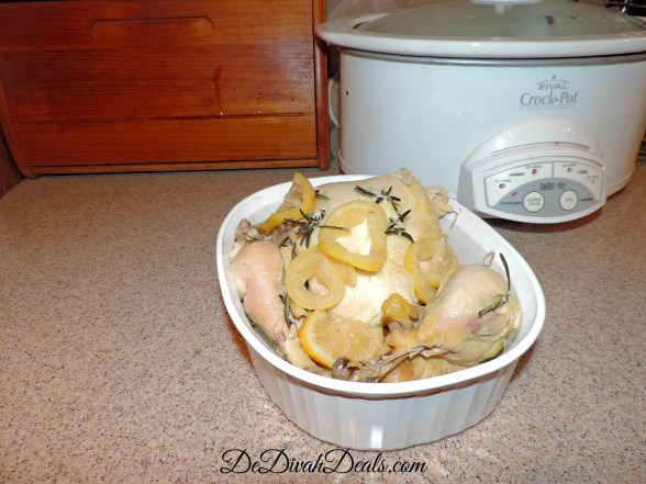 Rosemary Lemon Chicken 007