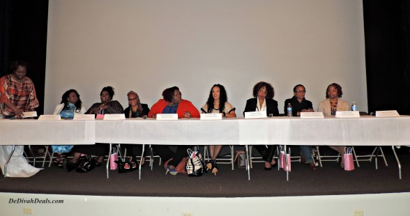 Panelist of High Heels in High Places
