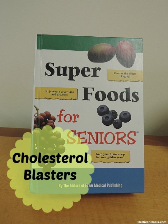 Super Foods Cholesterol Blasters