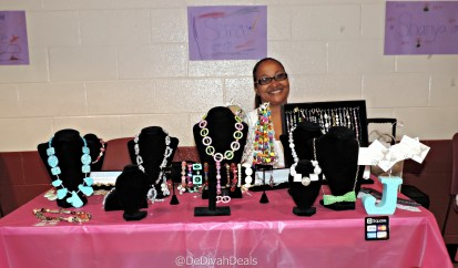 Girls Night Out vendor
