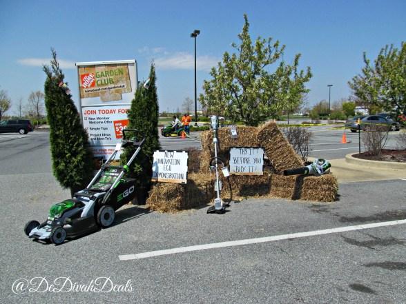 Lawn Mower Demo