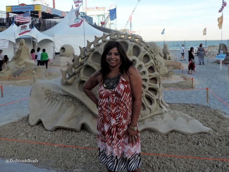 World Cup Sand Sculptures