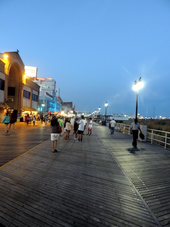 AC boardwalk