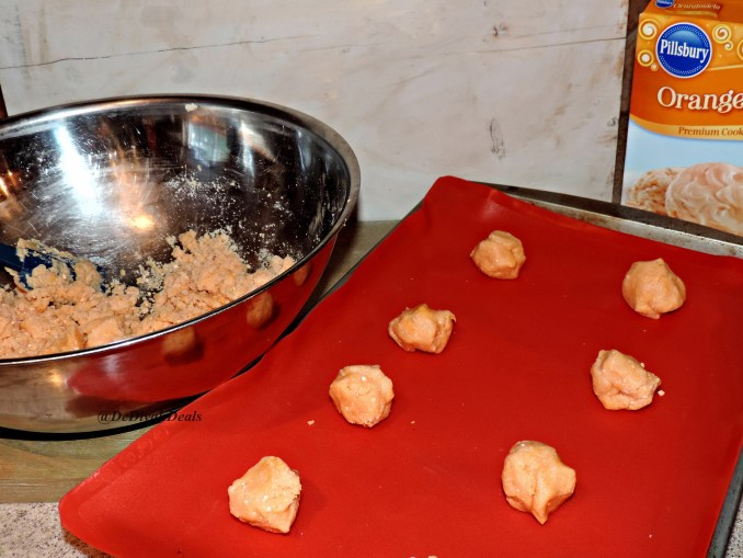 Pillsbury cookie mix