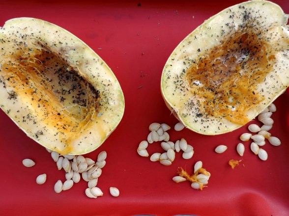 Superfood Spaghetti Squash