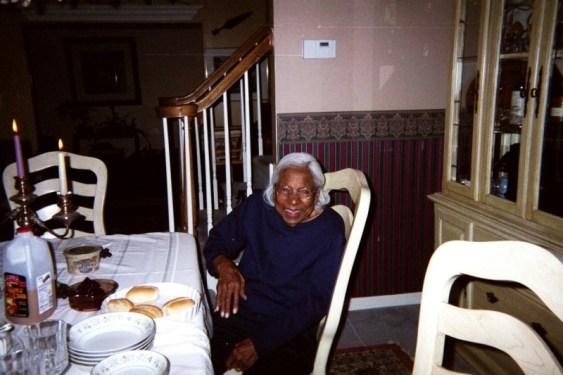 Mama Thanksgiving  2006