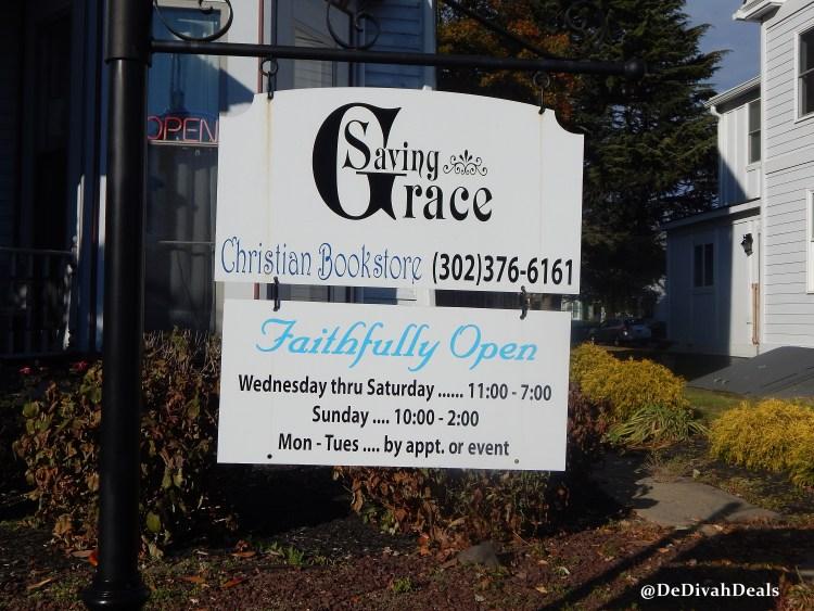 Saving Grace Christian Book Store