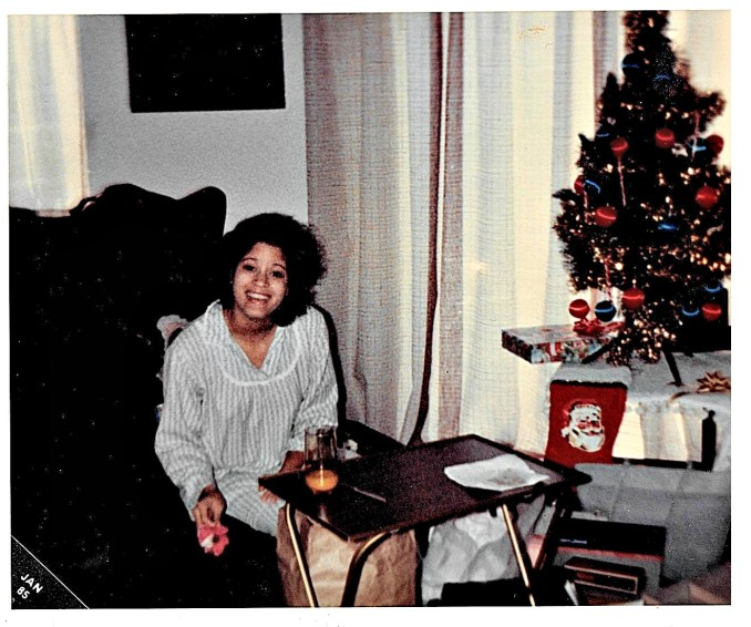 Gloria at Christmas