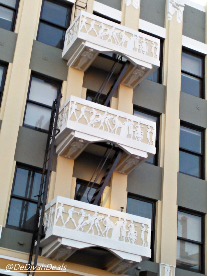 FABULOUS FIRE ESCAPE