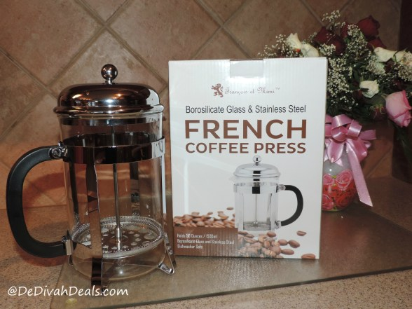 French Coffee Press 1