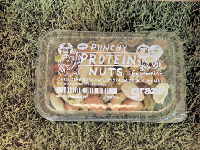 Punchy Protein Nuts