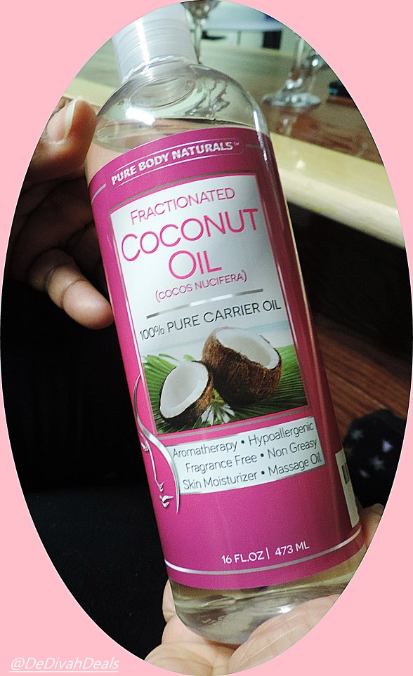#coconutoilfractionated