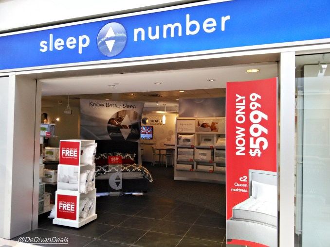 Sleep Number Store in Exton Mall