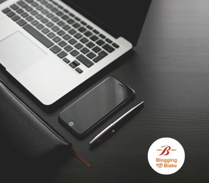 Blogging with Blake AVI technology