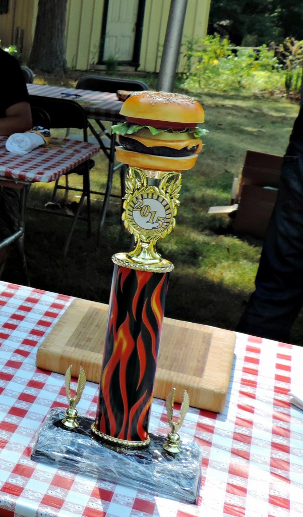 People's Choice Trophy