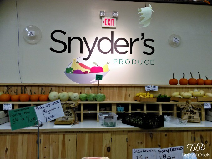 Snyder's Produce