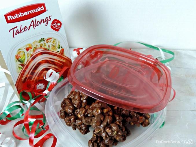 Crock Pot Peanut Clusters
