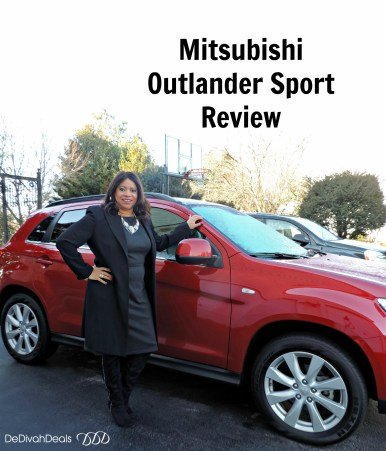 Mitsubishi Outlander Sport Review Avi