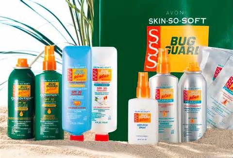AVON SUNSCREEN