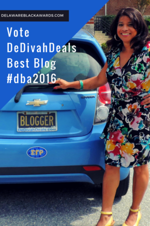 Vote DeDivahDeals as BEST Blog