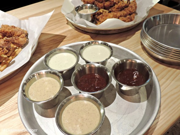 dipping sauces for burgers and fries