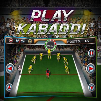 Kabaddi Games Online | Fandifavi com