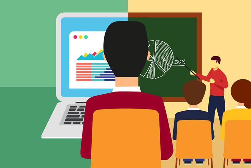 Record Webinar Menyiapkan lingkungan belajar dan model Hybrid Learning