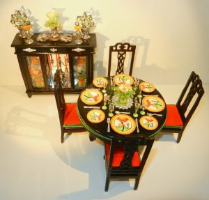 ART DECO - Dining suite