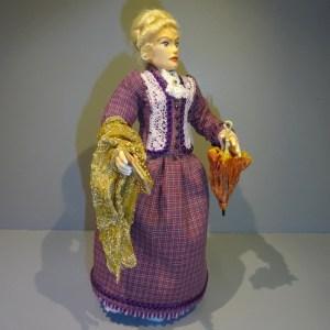 Custom Violet the ladies maid.