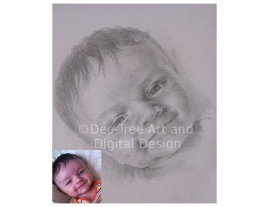 Portrait of Baby