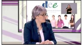 Entrevista a Dña. Inmaculada Florido, delegada episcopal de Enseñanza de Madrid