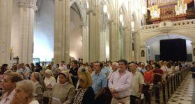 Celebramos la Eucaristía de Envío para educadores
